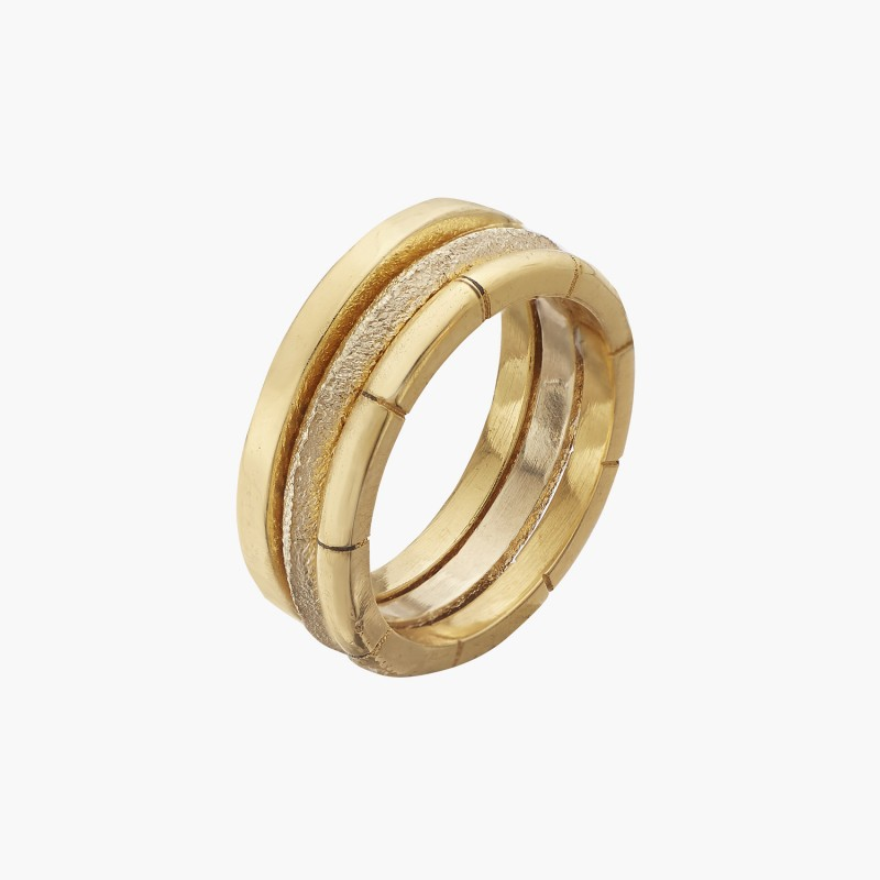 Tartesia: JUBA STACKING RING SET - Hiphunters Shop