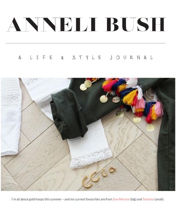 Anneli Bush
